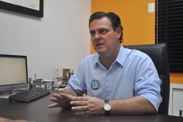 """Carlos Fávaro diz que não quer ganhar o cargo de senador no """"tapetão"""""""