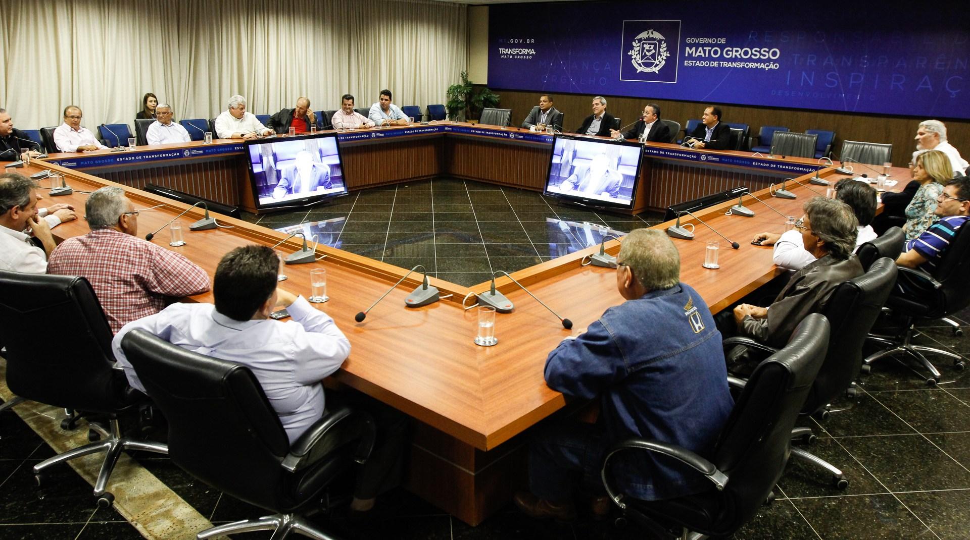 Setor produtivo entrega demandas para construção do Pacto por Mato Grosso