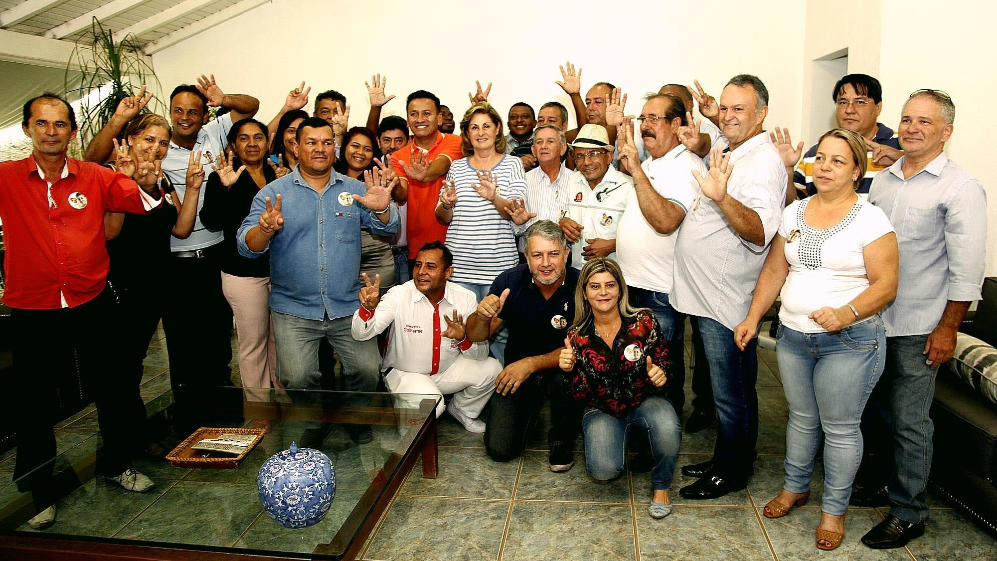 PTdoB adere coligação de Lucimar Campos em Várzea Grande