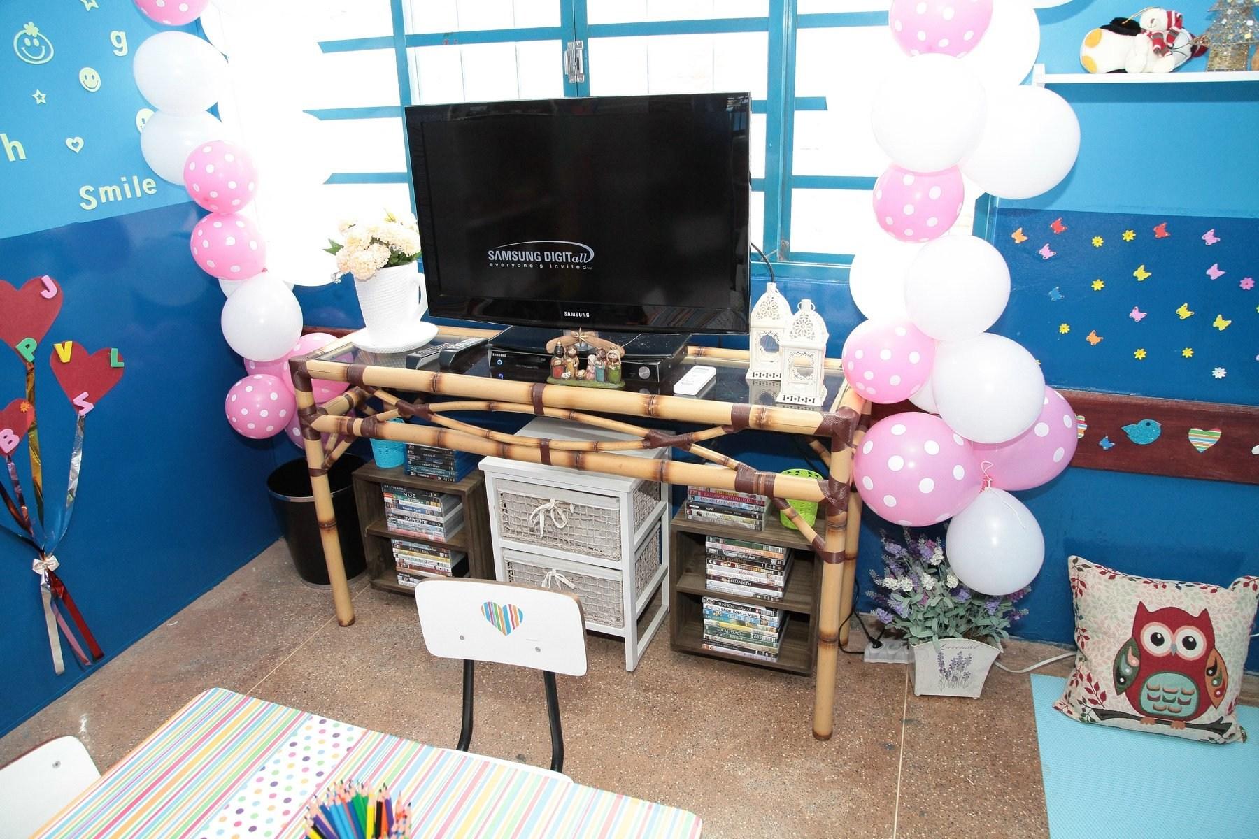 Judiciário entrega brinquedoteca e biblioteca à região do Serra Dourada