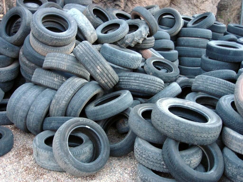 Alto custo para reciclagem de pneus ameaça acabar com atividade em MT