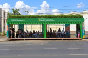 Prefeitura orienta usuários quanto à acessibilidade dos novos pontos de ônibus