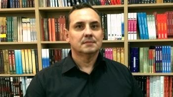 Presidente da Unishop e coordenador do movimento 'Vem Pra Rua', o empresário Júnior Macagnam critica falta de segurança jurídica em Mato Grosso. Foto: Arquivo Pessoal