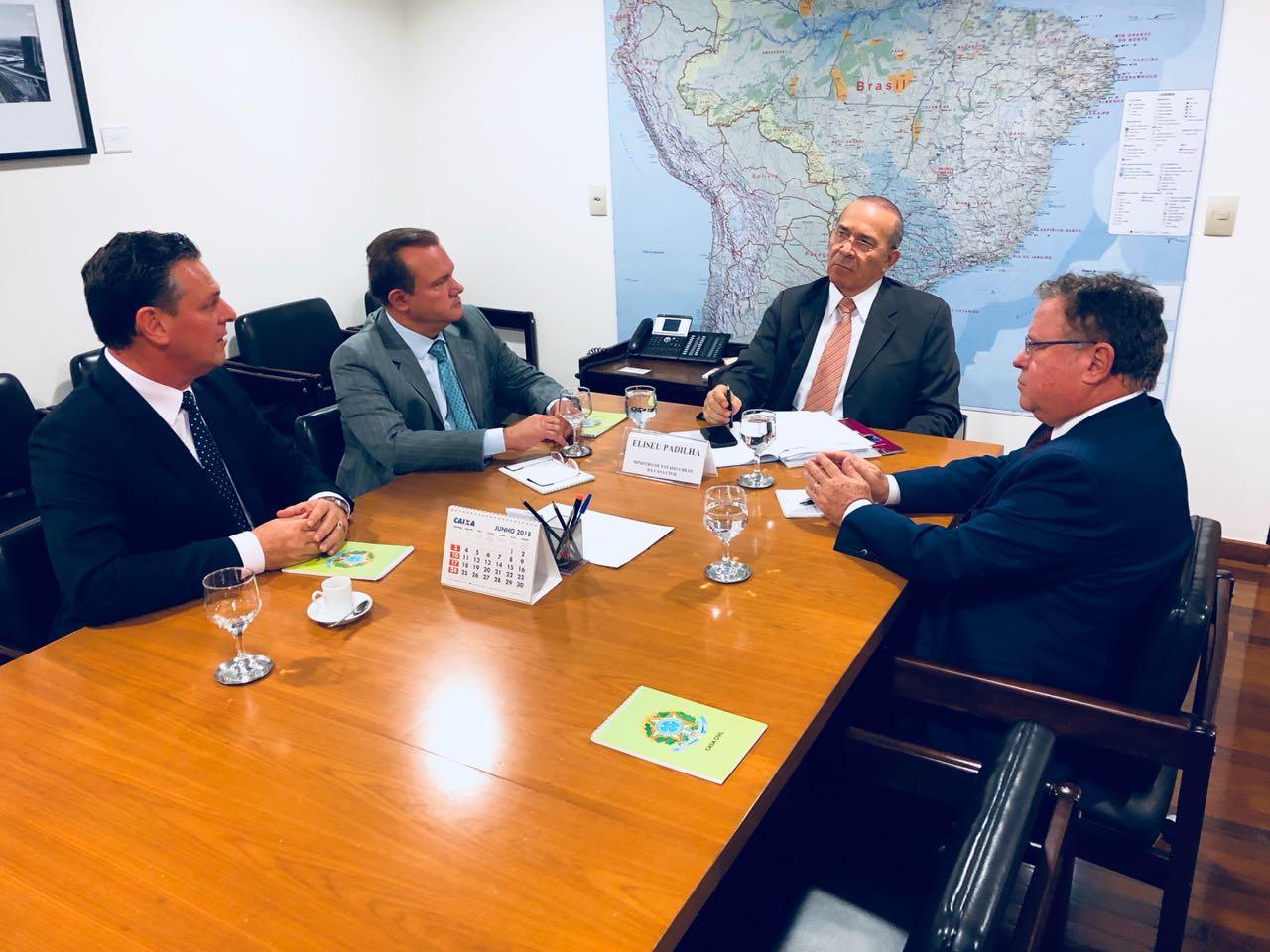 Projeto que prevê ferrovia em Mato Grosso deve ser votado nesta 3ª feira