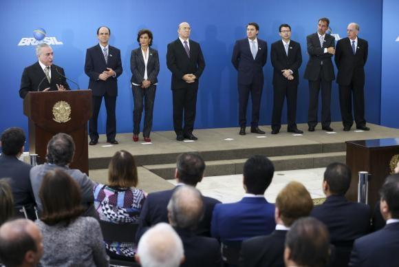 "Michel Temer: ""Brasil deve muito ao agronegócio"""