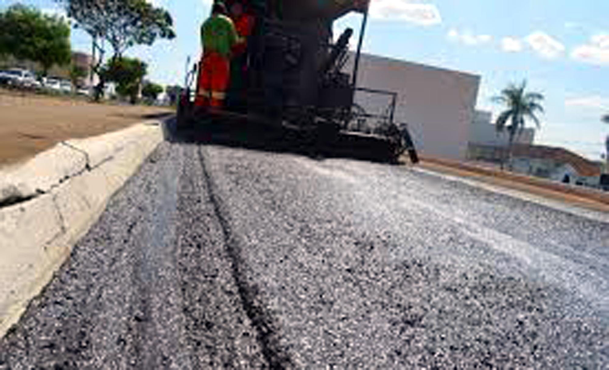 Prefeitura de Sinop anuncia licitação para obras de asfalto em bairros
