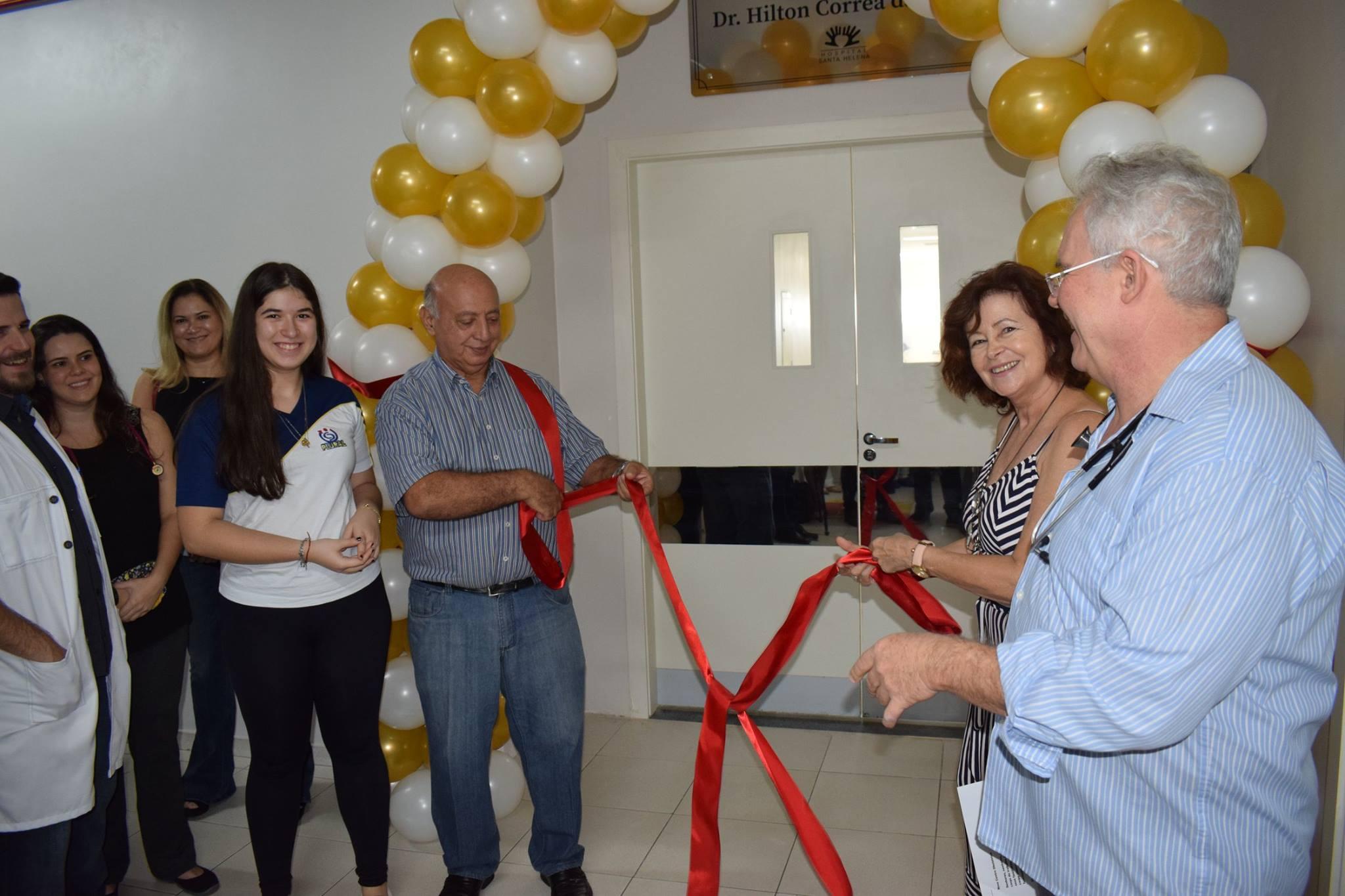 Santa Helena inaugura Centro Obstétrico; novo espaço prioriza parto normal
