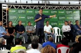 Prefeitura lança obra do Complexo Poliesportivo no Jardim Cuiabá