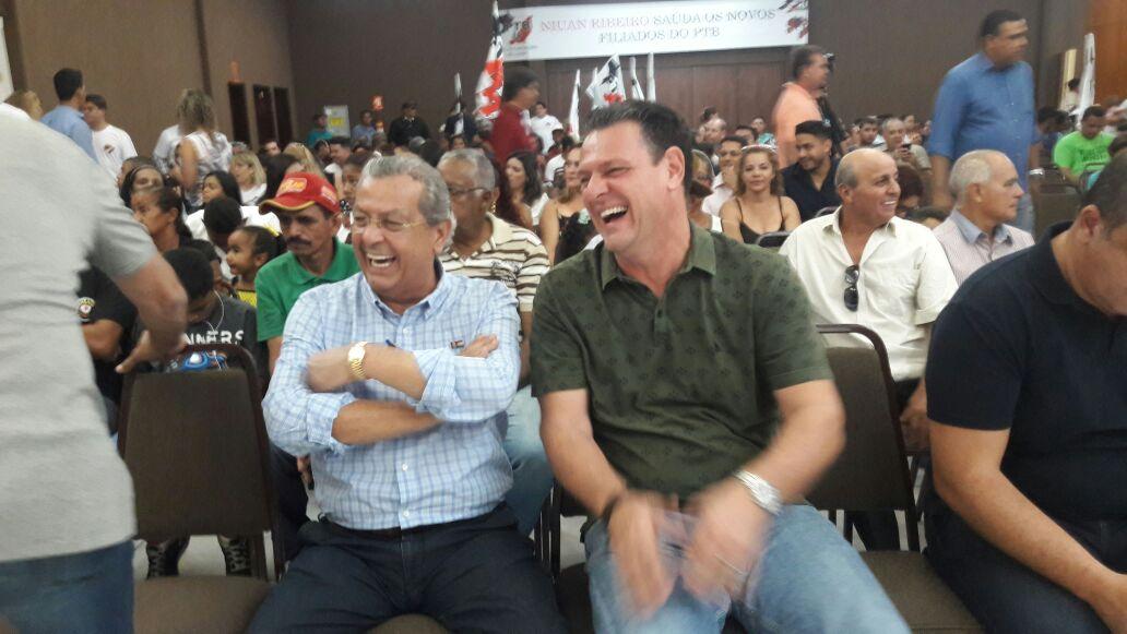 Em vídeo, Carlos Fávaro faz crítica velada à coligação de Taques