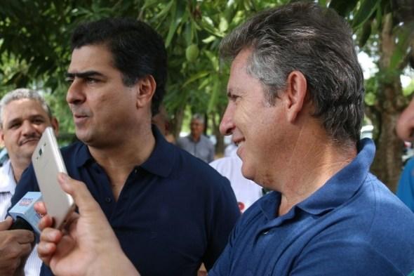 Júlio Campos afirma que DEM poderá lançar