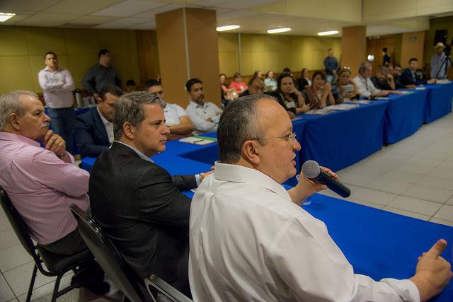 """""""Mauro não fala como cidadão, mas como candidato"""", reage secretário de Taques"""