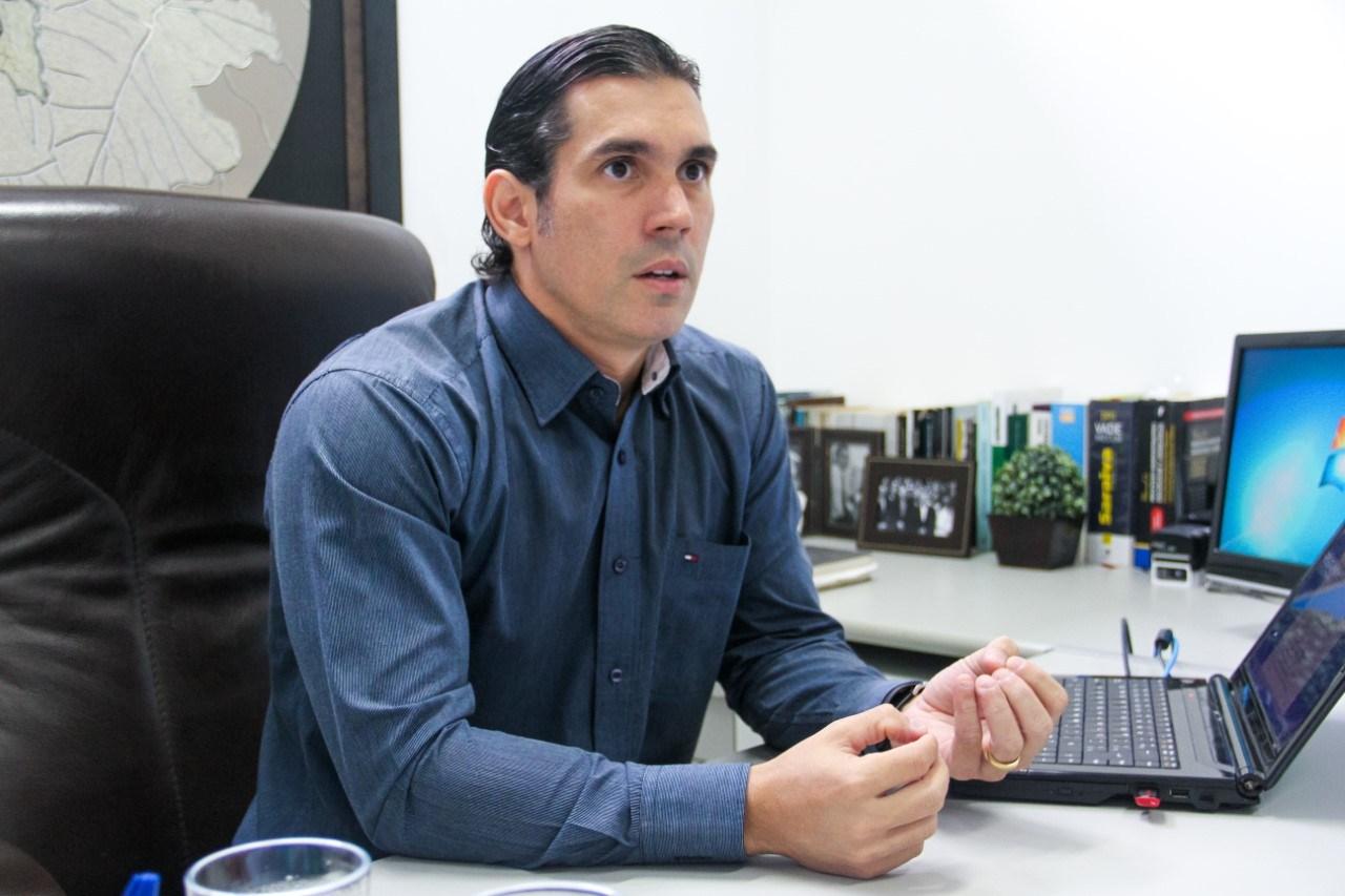 Cid Borges é nomeado corregedor-geral da Defensoria Pública
