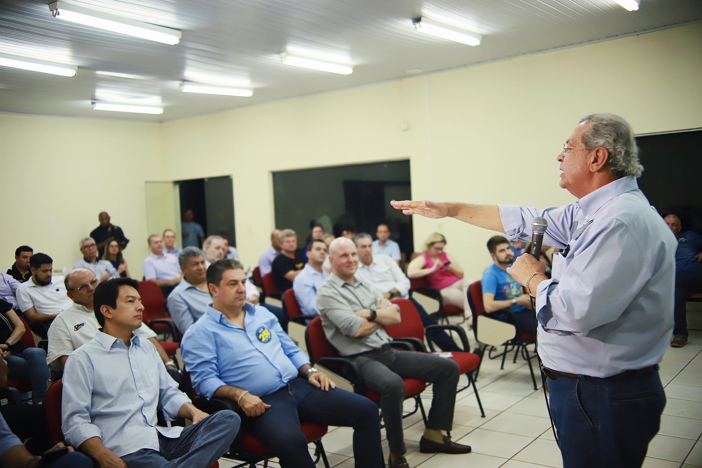 Jayme diz que Lei Kandir e benefícios concedidos pelo Governo geram perdas de R$ 9 bi a MT