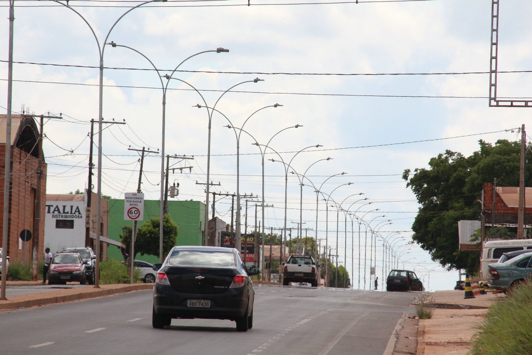 Várzea Grande confirma R$ 5 milhões investidos na iluminação pública