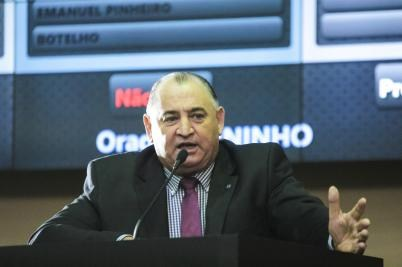 MPE denuncia deputado Nininho e requer perda de mandato por crime ambiental