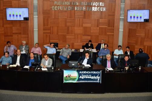 """AL cria Câmara Setorial Temática para debater """"taxação do agronegócio"""""""