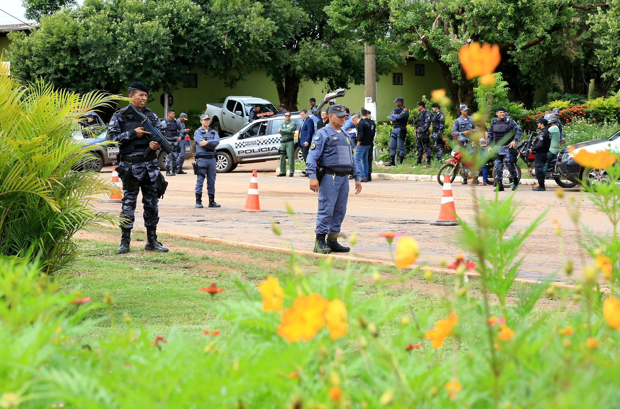 Polícia intensifica ações de segurança e lança Operação Fim de Ano