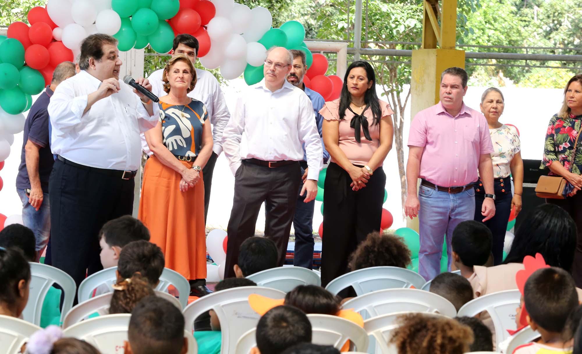 Ministério Público e Várzea Grande lançam programa de proteção a criança
