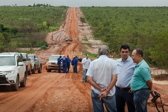 Secretário aponta ações para recuperar Estrada da Água Fria