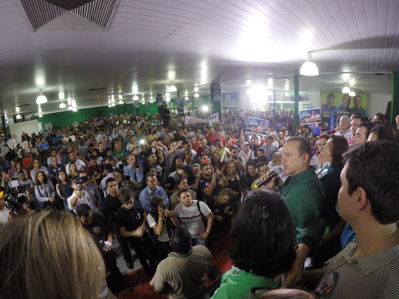 Wellington reforça programação de visitas ao interior; foco no Araguaia