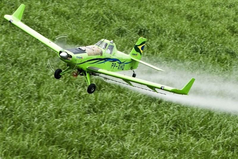 Fiscalização interdita aeronaves agrícola em Primavera por falhas na manutenção