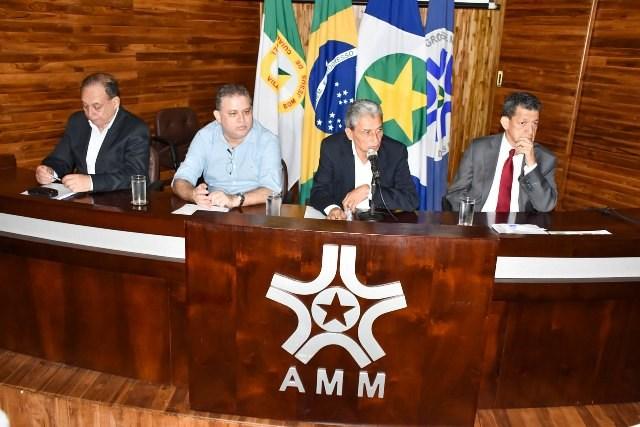 AMM aciona Sefaz e pede bloqueio de R$ 85 milhões dos cofres do Estado