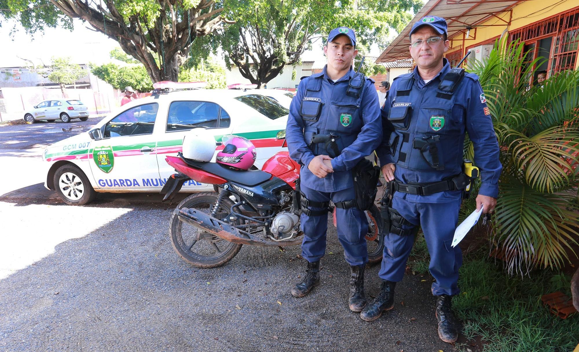 Prefeitura de VG entrega novas viaturas à Guarda Municipal