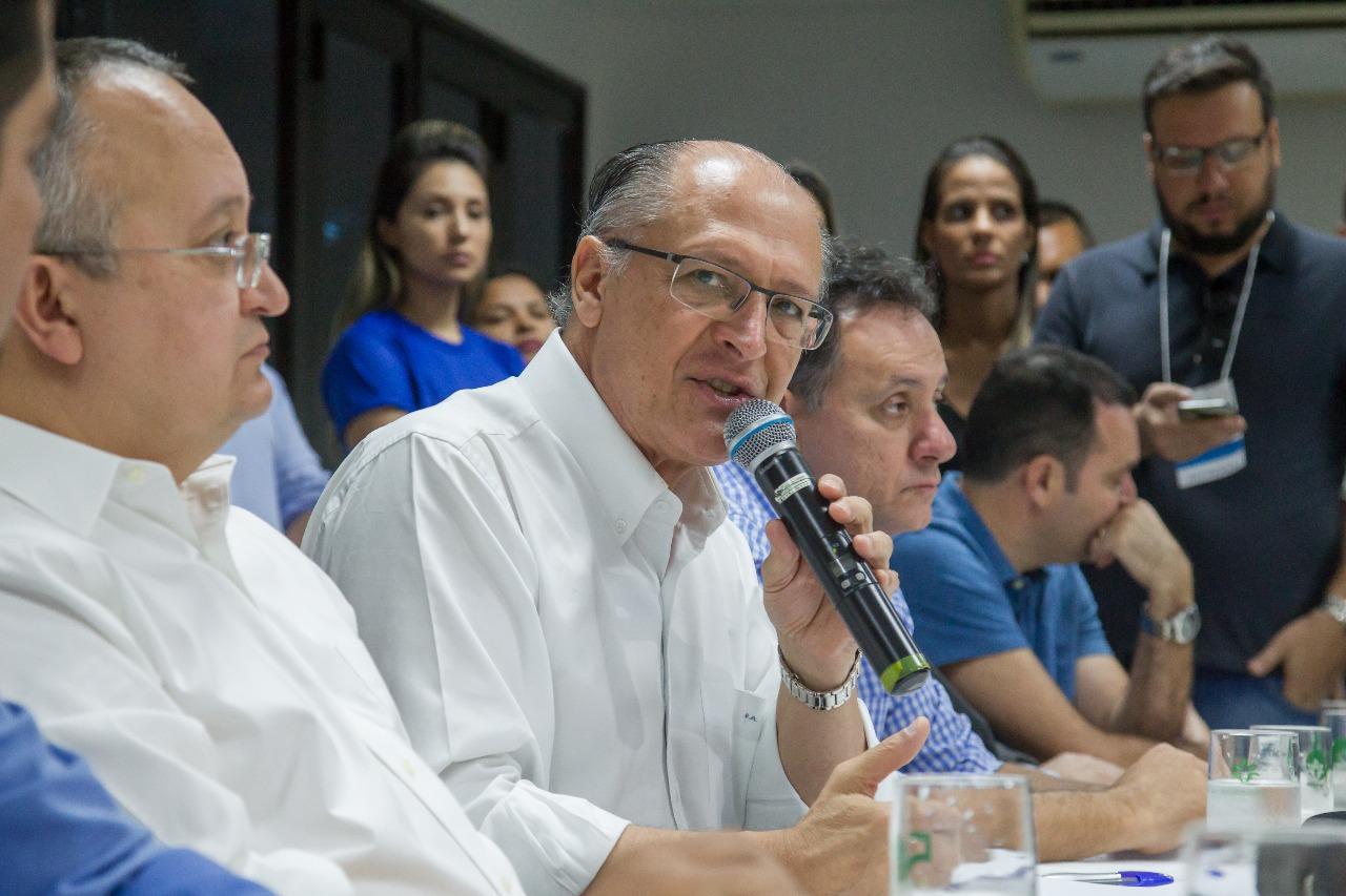 Eleições no Estado devem assegurar vitória de projetos do PSDB, avalia Alckmin