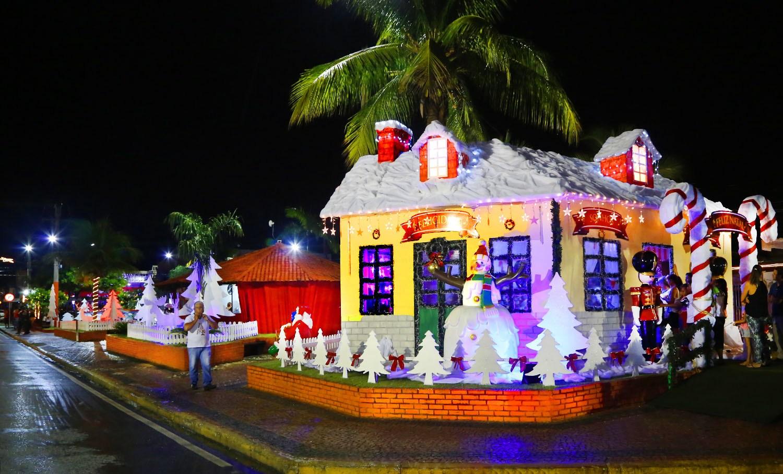 Prefeitura divulga programação do Natal Feliz de Várzea Grande