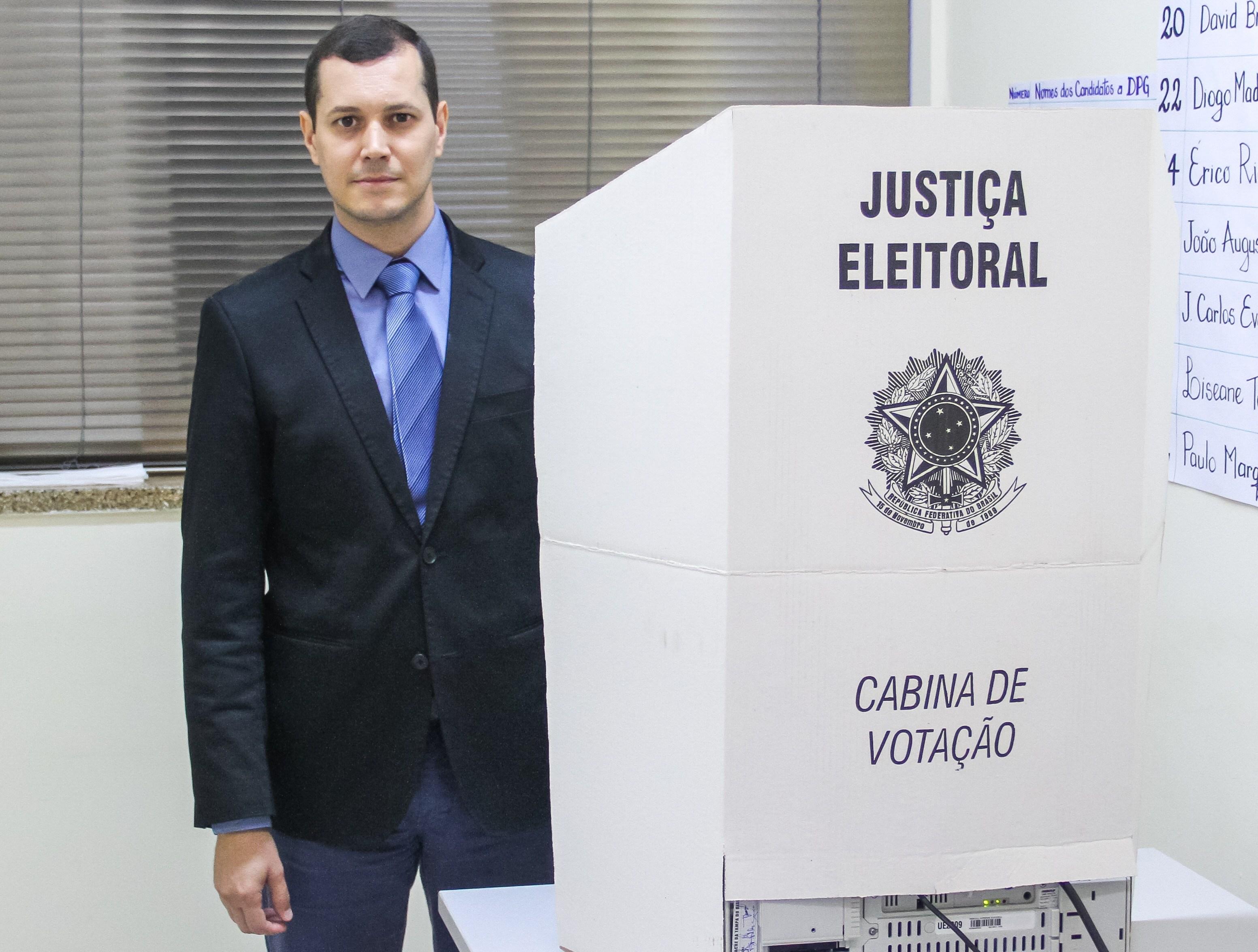 Com apoio de Djalma, Silvio é o mais votado