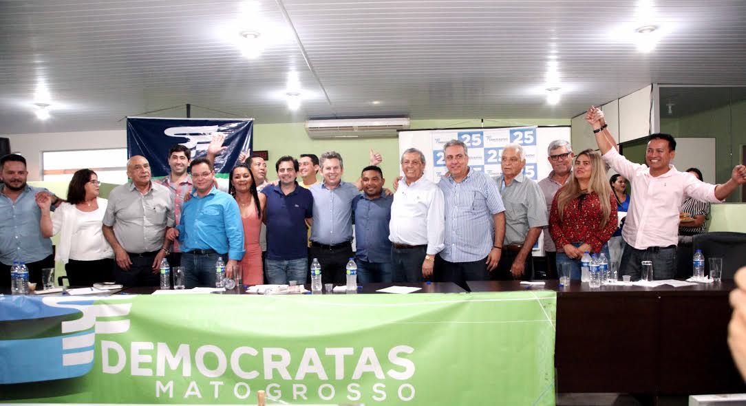 Vereadores criticam Governo e Mauro promete esforço para pavimentar MT 130