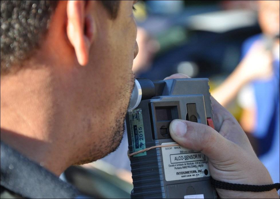 Levantamento revela mais de 400 flagrantes por embriaguez ao volante em MT