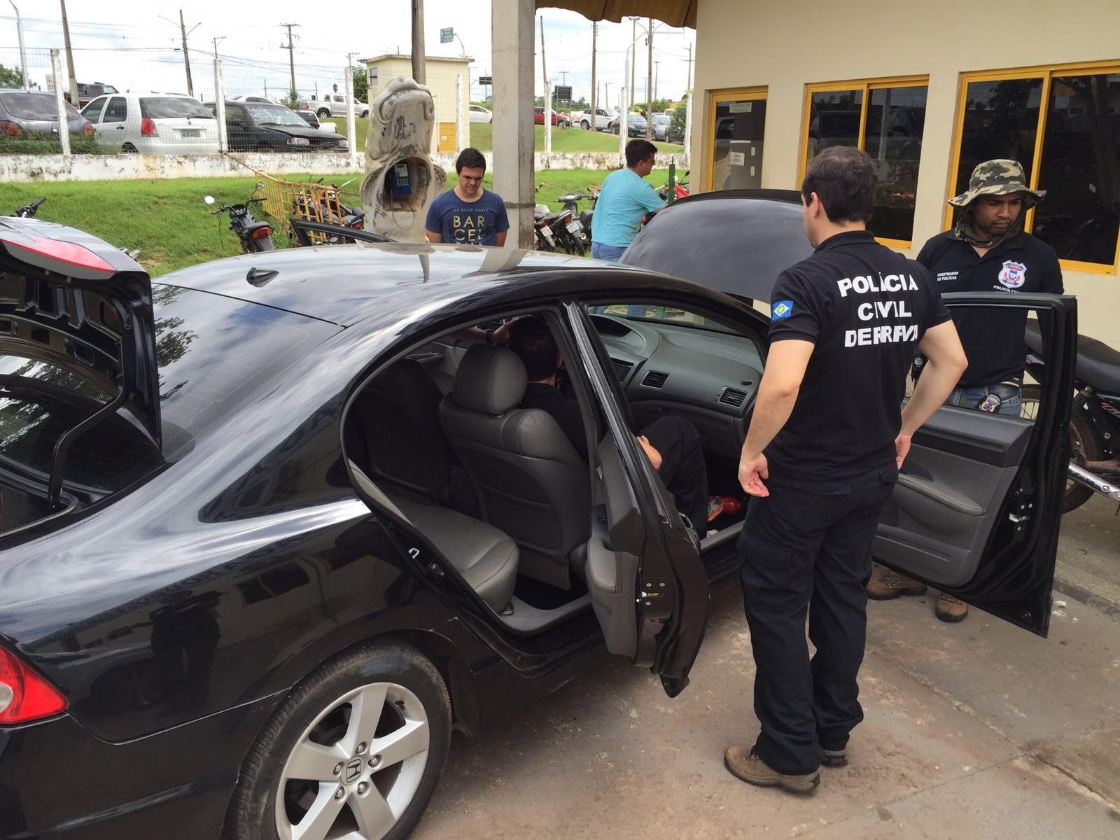 Polícia Civil prende último foragido da operação Polygonum