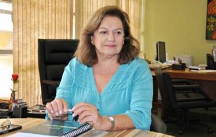 Maria Lúcia adere ao movimento #Ele Não em seu programa na TV