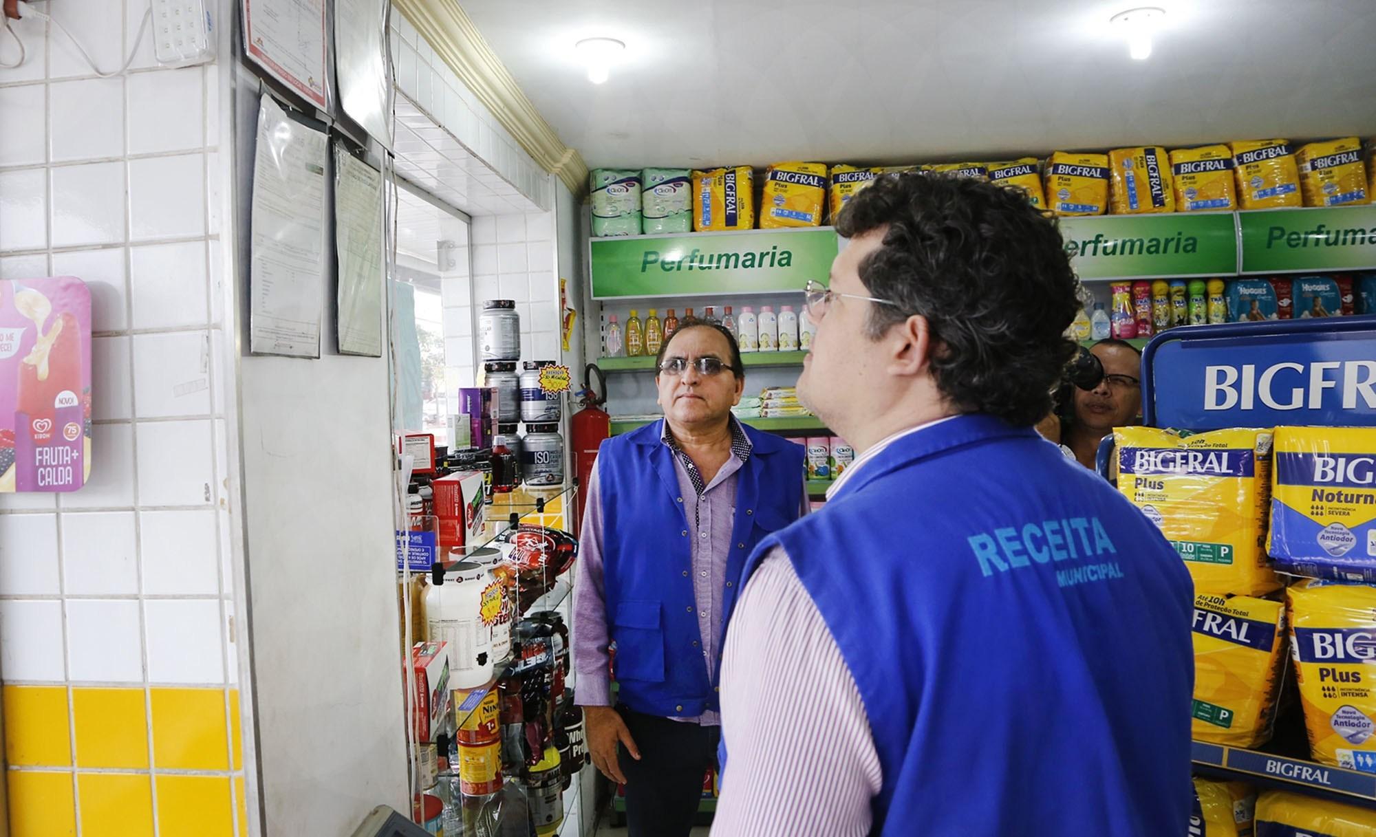 Gestão Fazendária deflagra força-tarefa contra sonegação fiscal