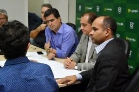 """""""A administração de Cuiabá não se pauta na política pequena"""", diz Emanuel sobre próximo Governo"""