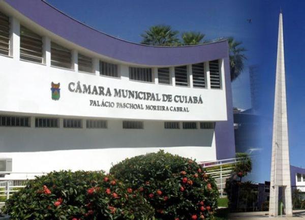 TCE determina suspensão imediata do pagamento de 13º dos vereadores de Cuiabá