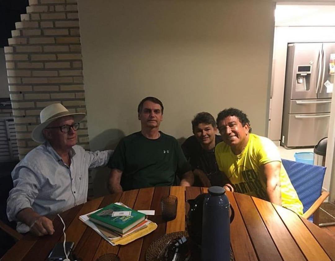"""Bolsonaro """"convoca"""" mato-grossenses para ato de campanha em Cuiabá"""