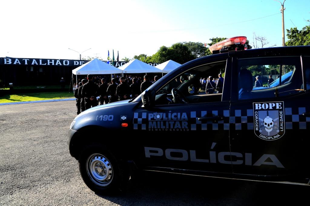Governo anuncia plano de segurança com reforço durante a Copa