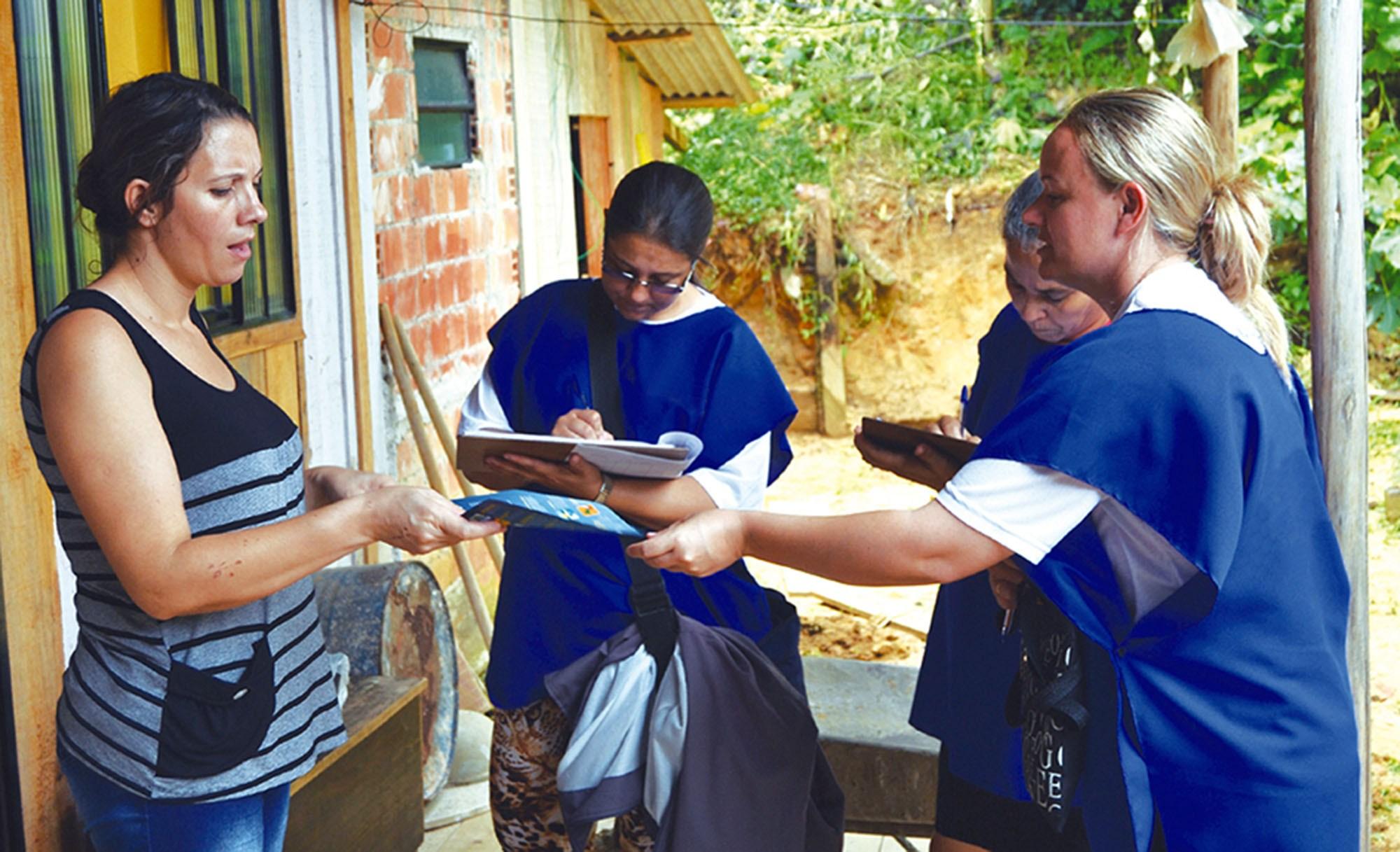 Prefeitura intensifica ações de combate ao mosquito Aedes aegypti em VG