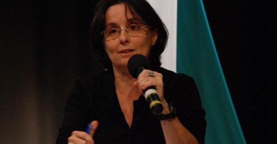 Laura Capriglione é jornalista há 31 anos e faz parte do movimento nacional Jornalistas Livres. Foto: Divulgação.