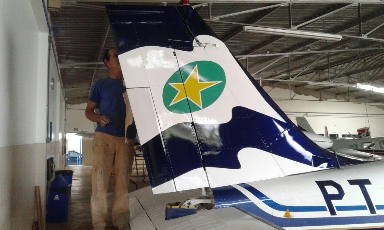 Ciopaer começa a usar avião entregue por Silval na delação 'monstruosa'