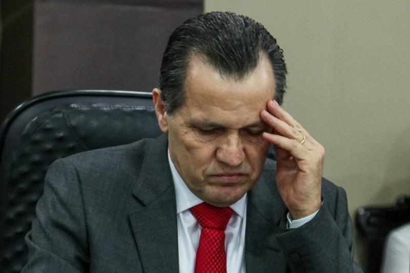 STJ nega pedido de liberdade a Silval, que completa 1 ano preso