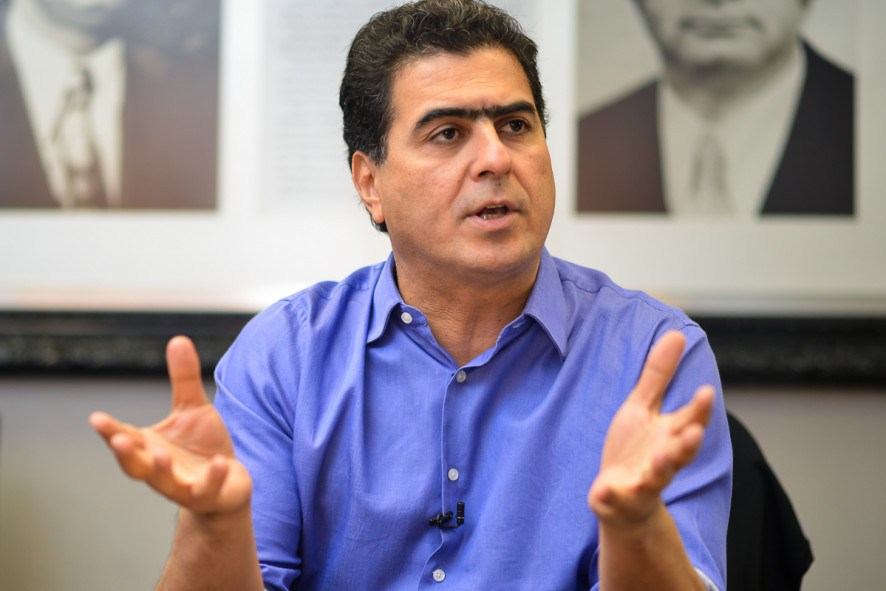 Emanuel sanciona lei que autoriza município participar de consórcio na Saúde