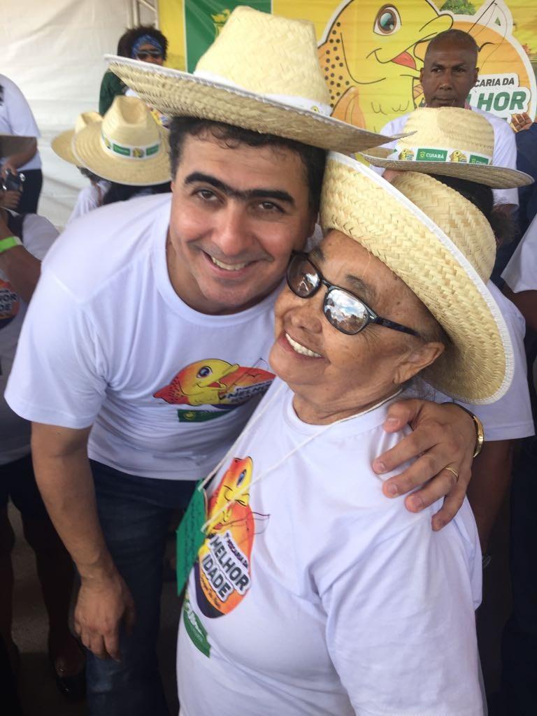 Com or�amento curto, prefeito aposta no investimento privado para mudar Cuiab�