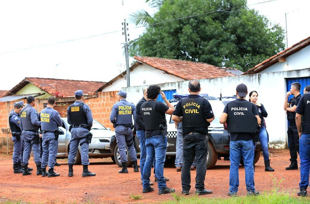 Foragido de operação do Gaeco de Minas Gerais é preso em Cuiabá