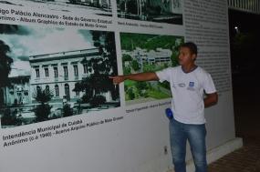 Alunos da rede municipal participam do Projeto Educando para Cuiabania