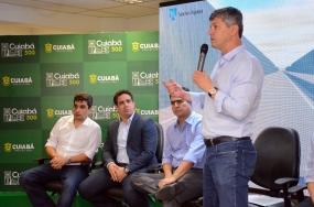Ministro anuncia nova etapa para garantir ferrovia até Cuiabá