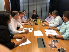 Emanuel anuncia Comissão Técnica e reitera entrega do novo PS em dezembro