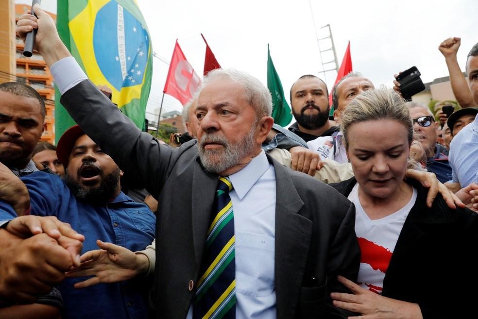 TRF4 marca para o dia 26 julgamento do recurso de Lula